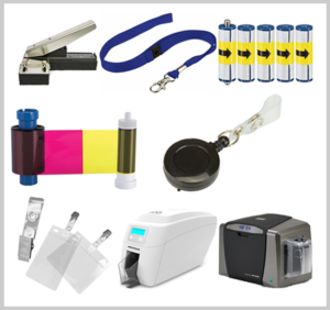 ID, Card Printers & Consumables